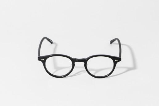 Occhiale da vista Epos in celluloide nera. Misure 43□21 asta 140